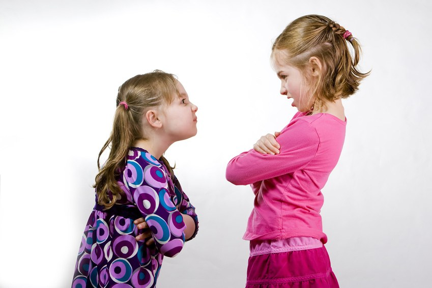 Sibling Rivalry Or Abuse?