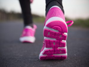 Walking Lowers Breast Cancer Risk