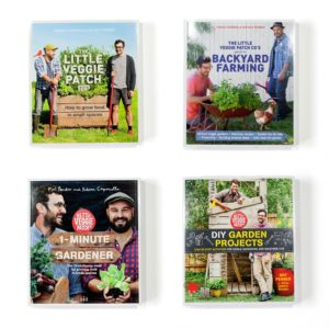 Little Veggie Patch - Books and Heirloom Seeds - From $20.00