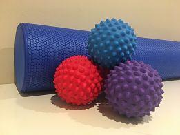 Spikey Massage Balls | $18.00