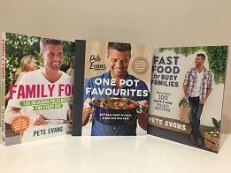 Pete Evans Cook Books | $39.95