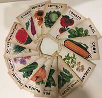 Little Veggie Patch Heirloom Seeds | 5 for $20.00