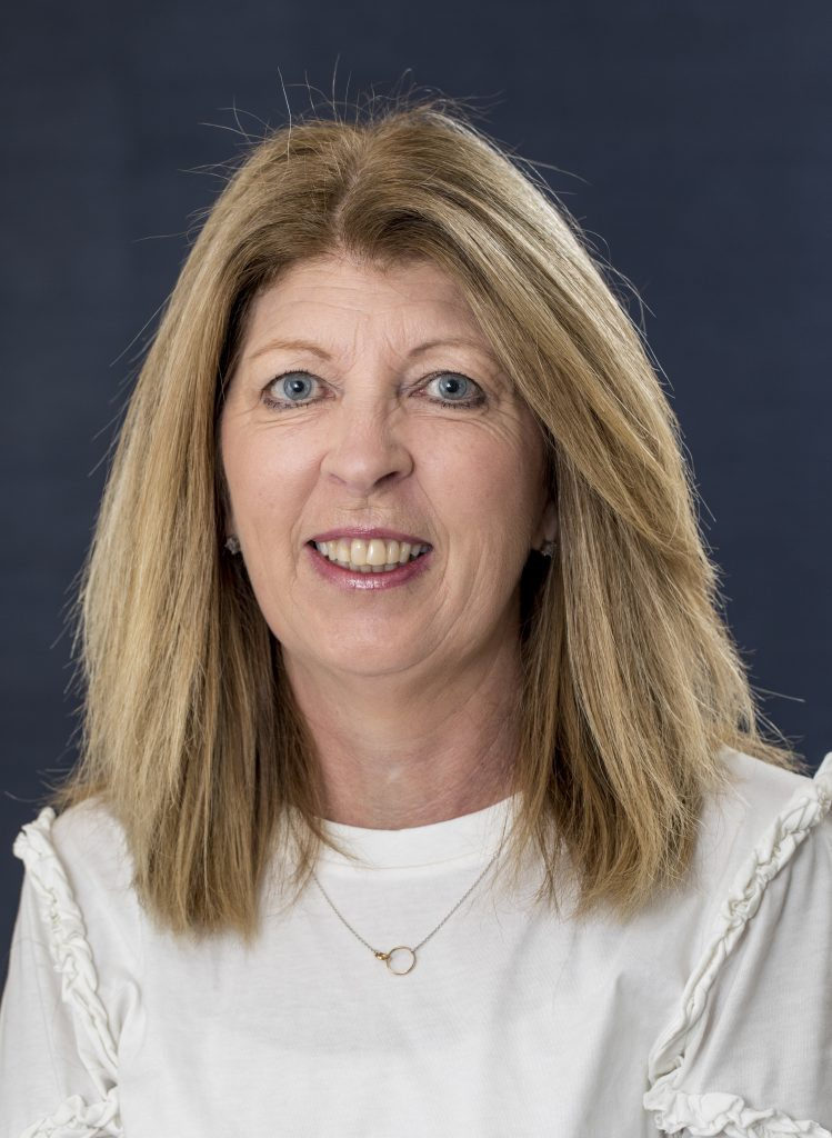 Jo-Anne McAllister (Practice Manager)